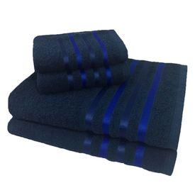 toalha de banho toalha de banho monaco jogo com 4 pecas 2 banho e 2 rosto azul p 1581600446952